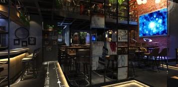 酒吧装修设计动态