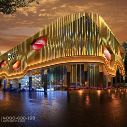 广州乌托风公司酒吧设计案例