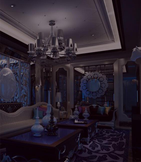 乌托风公司酒吧包房设计展厅