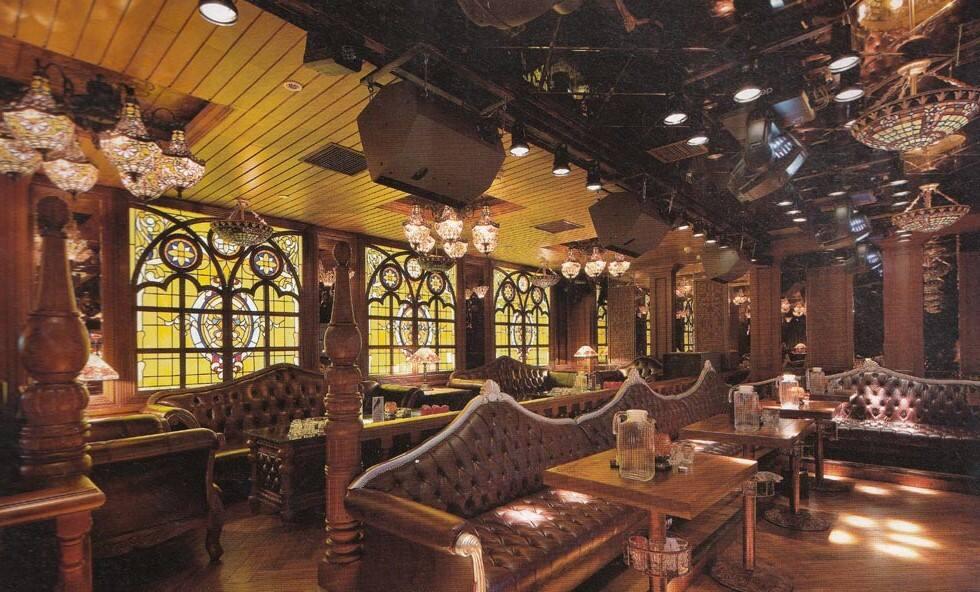 酒吧设计夜店演艺派对场夜场设计/音乐餐厅及迪吧餐吧