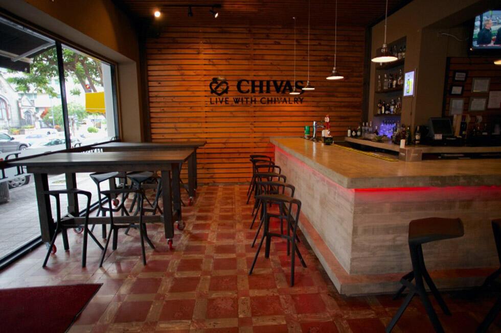 米拉玛酒吧设计 休闲自然的清吧空间