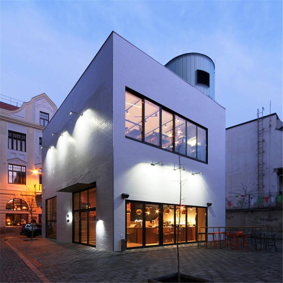 非比寻常的酒吧建筑外观设计