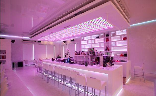 豪华denispopov酒吧设计