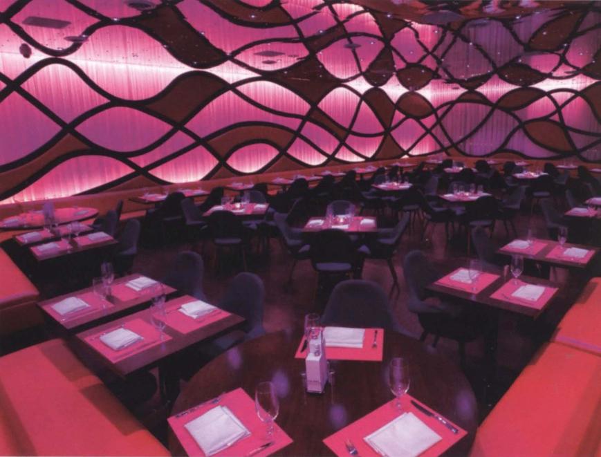 纽约Cienna餐吧设计