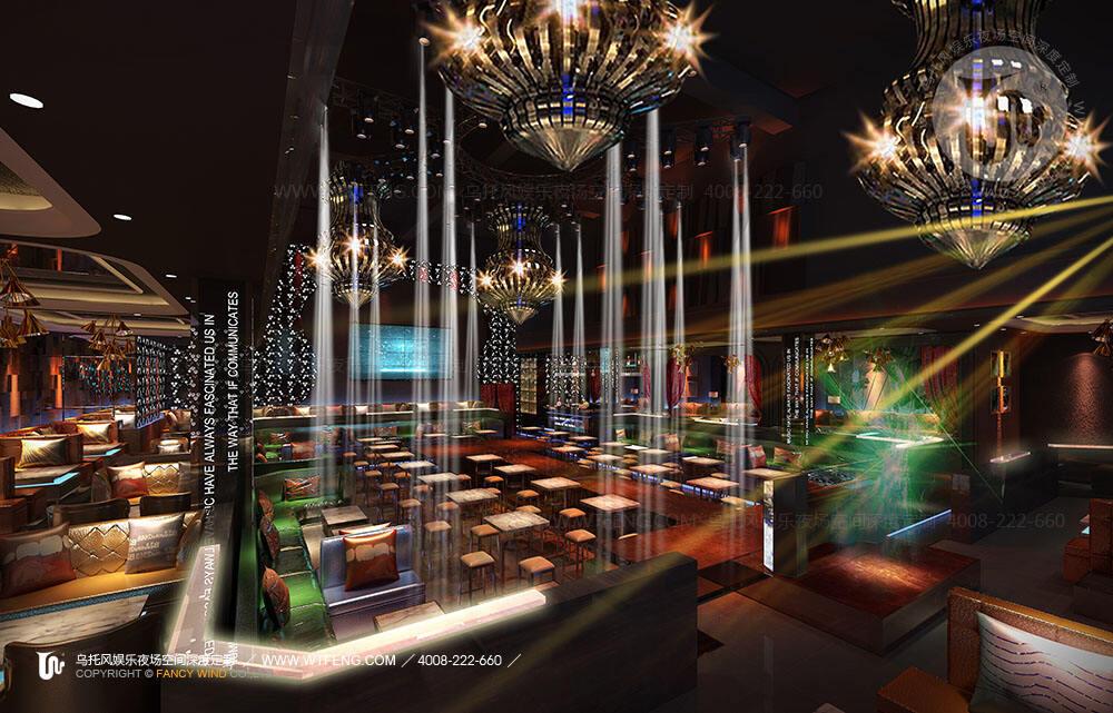 广西贺州红磨坊酒吧设计
