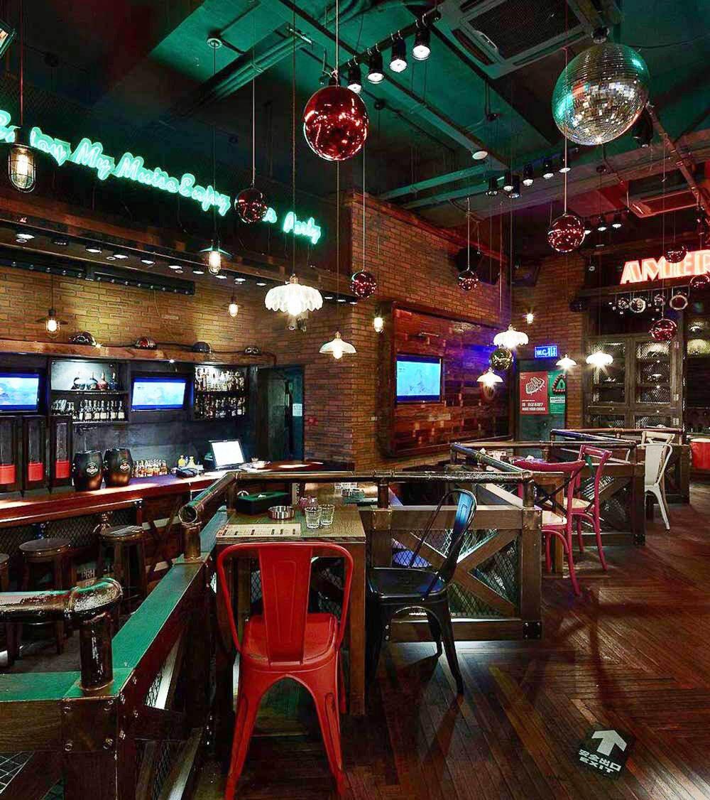小酒吧装修设计效果图