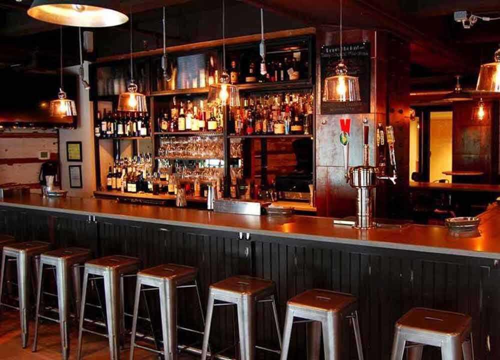 美式酒吧装修设计效果图