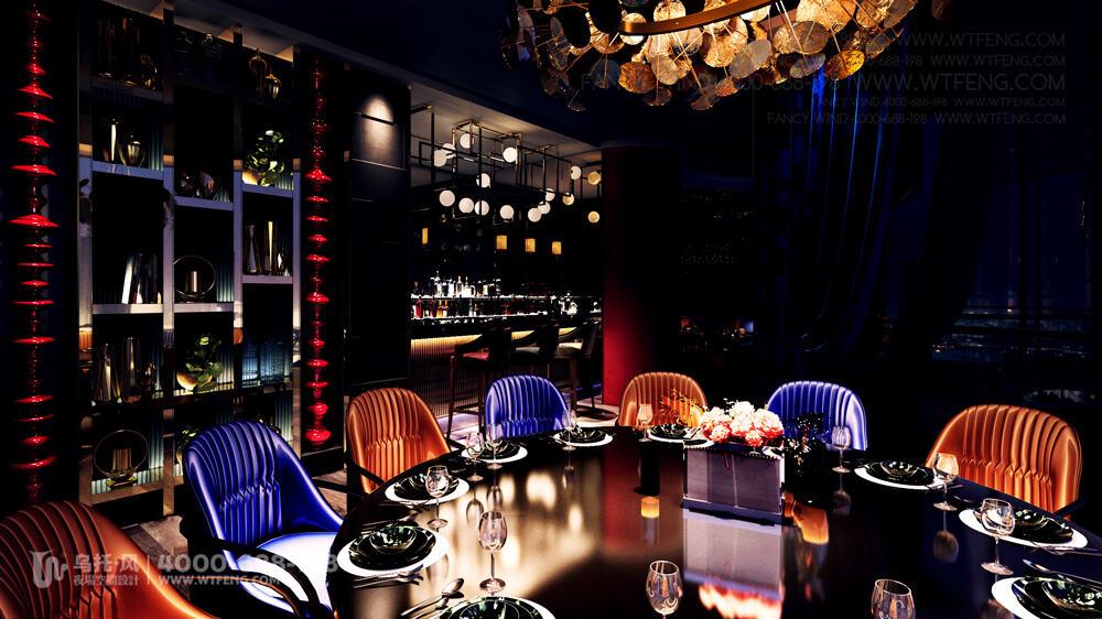 南宁 震CLUB酒吧设计效果图-包房10